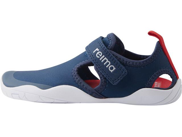 Reima Rantaan Sandals Kids, navy